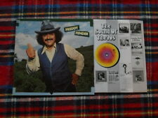 Freddy Fender If you don't love me LP
