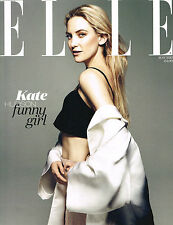 ELLE May 2013 Kate Hudson DEWI DRIEGEN Flo Dron EVAN RACHEL WOOD @NEW Ltd Edit C