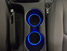 LED Cup Holder Lights - Blue LEDs - Fits 2011-2015 Hyundai Elantra Custom Mod