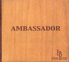 Elliott Brood – Ambassador CD Album, Promo copy