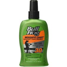 BullFrog Mosquito Coast Sunscreen With Insect Repellent, SPF 30 4.7 oz