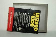 WIZARD OF WOR GIOCO USATO ATARI VCS 2600 EDIZIONE AMERICANA FR1 44824
