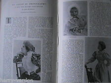 Madame Garet Charles Photographer Photography Rare Old Victorian Articles 1897