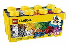 NEW LEGO Classic Medium Creative Brick Box 10696 Building Set Activity for Kids