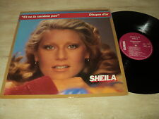 SHEILA 33 TOURS LP FRANCE DISQUE D'OR