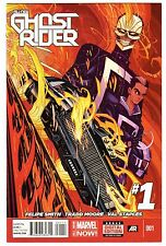 All-New Ghost Rider #1 (2014) Marvel 1st App Robbie Reyes & Hell Charger Marvel