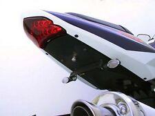 Targa Tail Kit w/ Turn Signals Black 2004 2005 Suzuki GSX-R600 R750 / 22-352-L