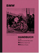 BMW R 5 und R 6 Bedienungsanleitung Betriebsanleitung Handbuch Manual R5 R6