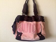 Pink and Brown Juicy couture Purse
