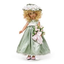 "Linda Rick ""Abby Rose"" 18-Inch Realistic Lifelike Child Doll by Ashton Drake"