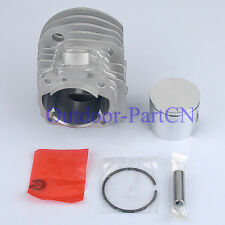 New 46mm Cylinder Piston Kits for Husqvarna 55 51 Chainsaw parts # 503 60 91-71
