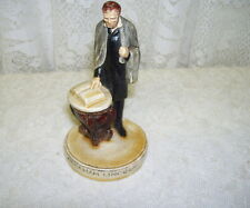 ANTIQUE ABRAHAM LINCOLN FIGURINE 1949 PAV BASTON (EARLY SEBASTIAN)