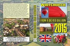 3134. Whitchurch. UK. Flight. July 2015. A balloon trip over Whitchurch in Shrop