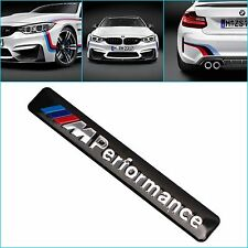 M Performance Car Logo Hood Decal Sticker Emblem for BMW M Series