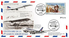 "A380-124 FFC ""100 years Airmail - Pequet / A380 - Concorde"" (Bracquemont) 2011"