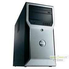 Dell Precision T1600 Workstation Quad Xeon E3-1270 4x 3,4GHz 8GB RAM 500GB HDD