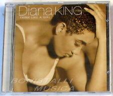 DIANA KING - THINK LIKE A GIRL - CD Sigillato