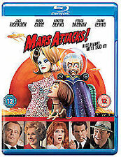 Mars Attacks! (Blu-ray, 2010)