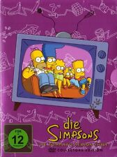 DIE SIMPSONS, Season 3 (4 DVDs) NEU+OVP