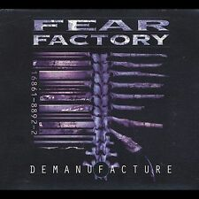FEAR FACTORY - Demanufacture [Collectors Edition... CD NEW/ STILL SEALED RARE