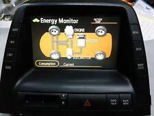 06 07 08  Toyota Prius Navigation Dispaly Information Center Screen 86110-47220