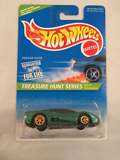 Hot Wheels 1996 Treasure Hunt Jaguar XJ220