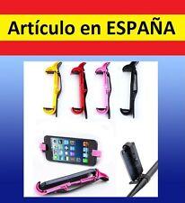 PINZA SUJECION VOLANTE MOVIL smartphone MOTO gps BICI luz coche soporte iphone