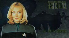 STAR TREK FIRST CONTACT CHARACTER CARD C6