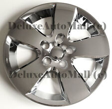 "Set of 4 Chrome Wheel Skins Hubcaps for Dodge Ram '09-2012 fits 20"" Alloy Wheels"