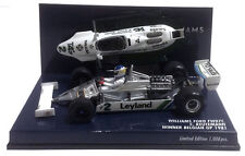 Minichamps Williams FW07C 1981-Carlos Reutemann 1/43 Escala