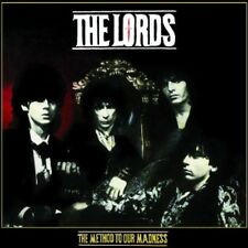 The Lords Of The New Church - The Method To Our Madness LP NEW LMTD RED VINYL