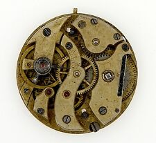 SWISS CYLINDER HIGH GRADE WRISTWATCH FOBWATCH MOVEMENT SPARES OR REPAIRS. Q111