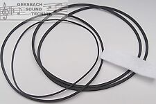 Vierkant Riemen Set Philips N 4414 Rubber drive belt