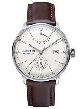 JUNKERS Bauhaus Automatik Herrenuhr 6060-5