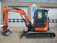 HITACHI ZX 55u-5a escavatori idraulici / MINI Digger-Workshop Manual.