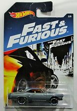 Hot Wheels 2017 Fast and Furious 1970 / 70 plymouth road runner silver 1:64 #3/8
