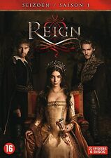 REIGN  - SEASON 1 -  DVD - PAL Region 2 - New & sealed