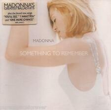 MADONNA - Something To Remember (EU/UK 14 Trk CD Album)