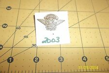 LADIES OF HARLEY Davidson OWNERS GROUP HOG LOH 2003 PIN 03