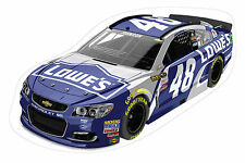 NASCAR #48 Jimmie Johnson Large Car Decal-NASCAR Wall Decal-NEW for 2016!