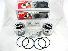 Warn 11690 4WD Manual Locking Hubs Dana 60 1999-2004 Ford Super Duty F250 F350