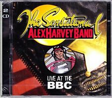 Sensational Alex Harvey Band Live at the BBC 2cd neuf emballage d'origine/sealed