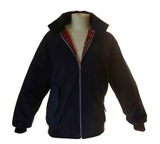 Campbell Cooper Brand New Classic Harrington Jacket Mod Skin Soul Navy Blue M
