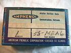 AMPHENOL (NOS)P/N 58-MEA6 MAGIC EYE SIX PRONG KIT