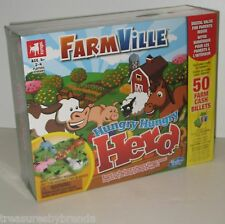 Farmville Hungry Herd Farm Game Hasbro Zynga NEW & SEALED