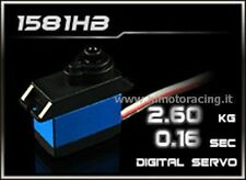 MINI SERVO DIGITALE POWER HD DA  2.60Kg 0,16 sec. HIMOTO HD-1581HB DC MOTOR