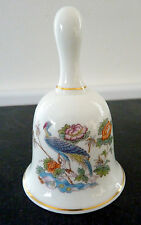 WEDGWOOD PORCELAIN KUTANI CRANE TABLE BELL