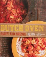 DUTCH OVEN CAJUN & CREOLE  (hc) by Bill Ryan, spiral bound NEW