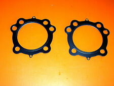 91-06  FITS HARLEY 1200 SPORTSTER 3 5/8 BIG BORE MLS HEAD GASKETS .030 THICKNESS