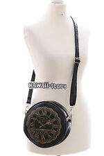 LB-28 black Vintage Orologio Lolita Gotico Bag Harajuku sacchetto mantelle